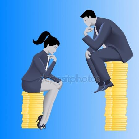 Equality in the Workplace ,The Pay Gap Still Exists